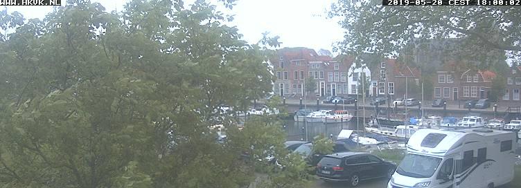 Webcambeeld 18.00 uur